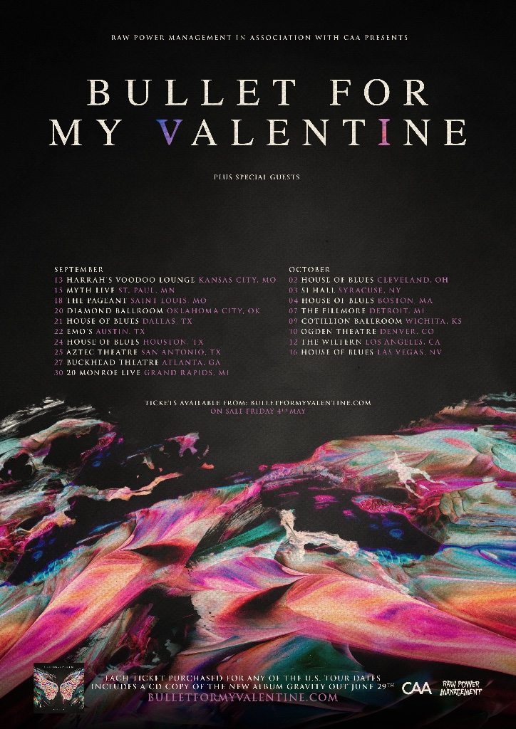 bullet for my valentine gravity download
