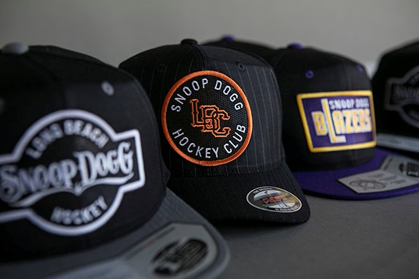 Custom Sportswear Brand PUCK HCKY Teams Up with SNOOP DOGG for ... 131c3f429