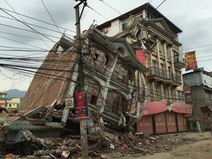 nepal tilt building resize