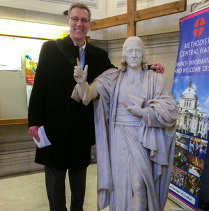 Fetherlin john wesley statue UK 3-15