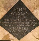 Fetherlin j wesley statue plaque 3-15