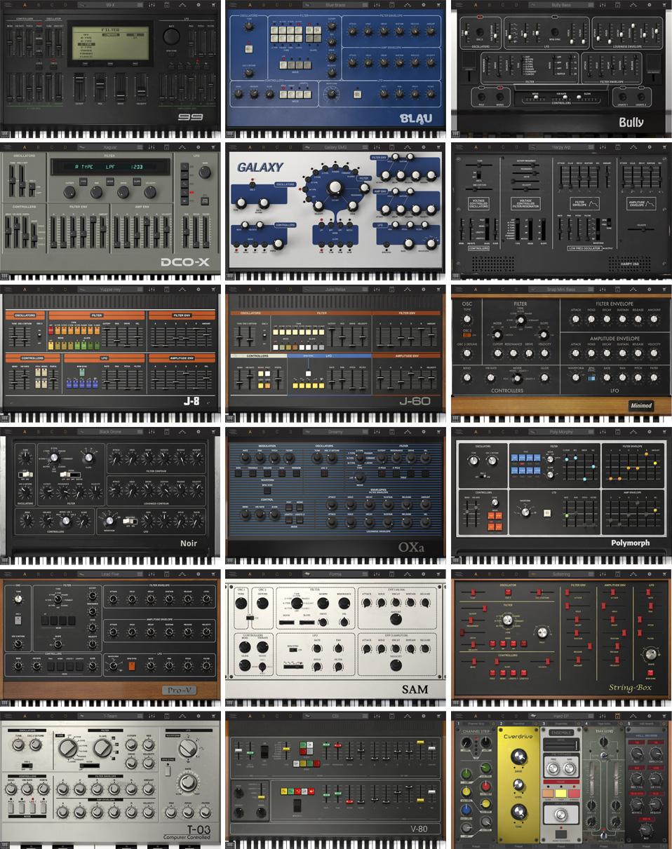 Syntronik Instruments
