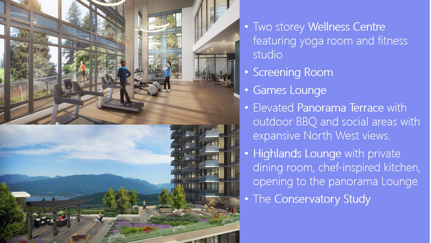 SFU's best amenities